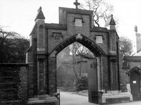 Loreto College Manchester 1965